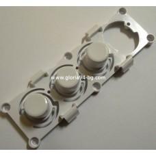 Държач за ключове на пералня Vestel, Crown и други - 3 бутона