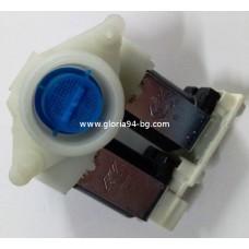 Електромагнитен клапан за Whirlpool - двоен 180 градуса
