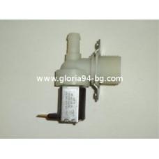 Електромагнитен клапан единичен ф10,5 мм, 90 градуса