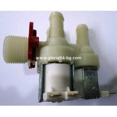 Електромагнитен клапан за пералня троен ъглов