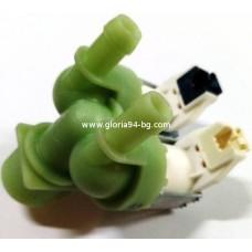 Електромагнитен клапан за перална Candy - двоен