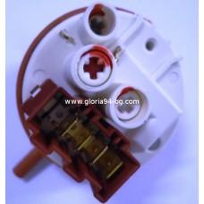 Ниворегулатор /пресостат/,  за пералня Ariston AVD169EU, Indesit WI142EU