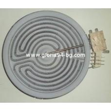 Нагревателна плоча Ф200 мм - 1700W
