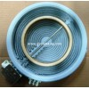 Плоча за керамичен плот Ф180/Ф115 мм - 1700W + 700W