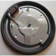 Нагревателна плоча EGO Ф180 мм, 2000W  с кабелни обувки