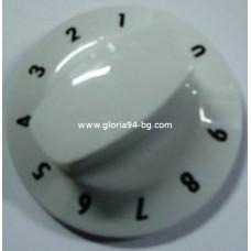 Врътка 10 степени за керамичен котлон - Gorenje EC233W