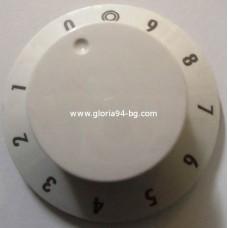 Врътка 11 степени за керамичен котлон с разширяема зона Gorenje