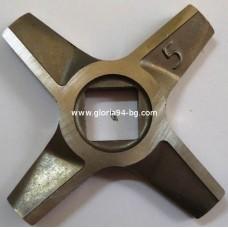 Нож за месомелачка Siemens, Zelmer ZMM4050W01, Bosch MFW3520