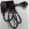 Захранващ шнур с терморегулатор за скара, тава - 53 мм