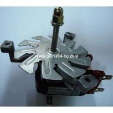 Двигател за вентилатор на фурна Beko DVC6522W