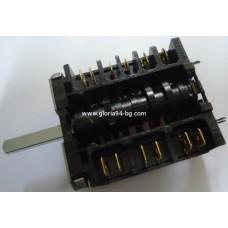 Ключ 4 + 0 степени за фурна Beko, Sang с отвор за монтиране на терморегулатор