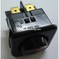 Ключ еднополюсен,  16А, 230V