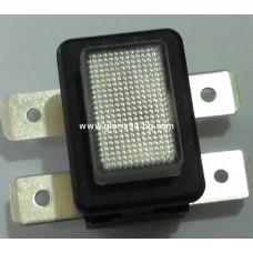 Ключ двуполюсен за бойлери Теси 16А, 230V