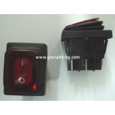 Ключ за бойлер двуполюсен, IP 65 16А, 230V