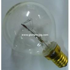 Крушка за фурна -40W, 220V, 300 гр.