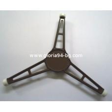 Ролер /носач/ за микровълнова фурна 228 мм
