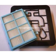 Комплектът филтри за прахосмукачка Philips /Филипс/  FC9330, FC9350