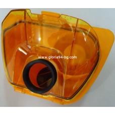 Контейнер комплект с хепа филтър за прахосмукачка Rowenta /Ровента/ Compacteo Ergo Cyclonic