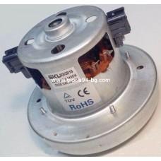 Двигател за прахосмукачка 1400W, H=107mm.